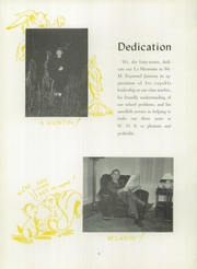 Page 12, 1949 Edition, Williamsport High School - La Memoire Yearbook (Williamsport, PA) online yearbook collection