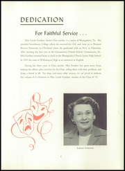 Page 11, 1952 Edition, Williamsport High School - La Memoire Yearbook (Williamsport, PA) online yearbook collection