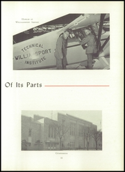 Page 15, 1952 Edition, Williamsport High School - La Memoire Yearbook (Williamsport, PA) online yearbook collection