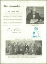 Page 16, 1956 Edition, Williamsport High School - La Memoire Yearbook (Williamsport, PA) online yearbook collection