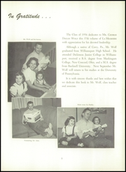 Page 9, 1956 Edition, Williamsport High School - La Memoire Yearbook (Williamsport, PA) online yearbook collection