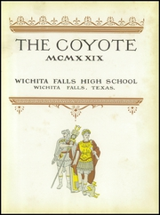 Page 7, 1929 Edition, Wichita Falls High School - Coyote Yearbook (Wichita Falls, TX) online yearbook collection