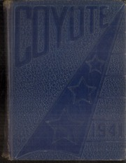 Page 1, 1941 Edition, Wichita Falls High School - Coyote Yearbook (Wichita Falls, TX) online yearbook collection