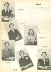 Page 16, 1941 Edition, Wichita Falls High School - Coyote Yearbook (Wichita Falls, TX) online yearbook collection