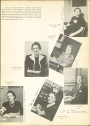 Page 17, 1941 Edition, Wichita Falls High School - Coyote Yearbook (Wichita Falls, TX) online yearbook collection