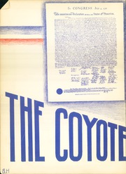 Page 6, 1941 Edition, Wichita Falls High School - Coyote Yearbook (Wichita Falls, TX) online yearbook collection