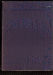 Page 1, 1942 Edition, Wichita Falls High School - Coyote Yearbook (Wichita Falls, TX) online yearbook collection