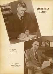 Page 14, 1942 Edition, Wichita Falls High School - Coyote Yearbook (Wichita Falls, TX) online yearbook collection