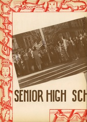 Page 8, 1942 Edition, Wichita Falls High School - Coyote Yearbook (Wichita Falls, TX) online yearbook collection