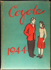 Page 1, 1944 Edition, Wichita Falls High School - Coyote Yearbook (Wichita Falls, TX) online yearbook collection