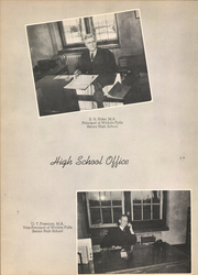 Page 12, 1944 Edition, Wichita Falls High School - Coyote Yearbook (Wichita Falls, TX) online yearbook collection