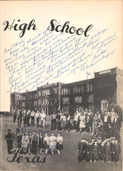 Page 7, 1944 Edition, Wichita Falls High School - Coyote Yearbook (Wichita Falls, TX) online yearbook collection