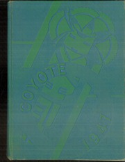 Page 1, 1947 Edition, Wichita Falls High School - Coyote Yearbook (Wichita Falls, TX) online yearbook collection