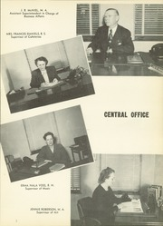 Page 15, 1947 Edition, Wichita Falls High School - Coyote Yearbook (Wichita Falls, TX) online yearbook collection