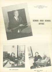 Page 16, 1947 Edition, Wichita Falls High School - Coyote Yearbook (Wichita Falls, TX) online yearbook collection