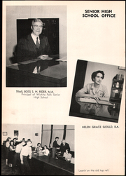 Page 16, 1948 Edition, Wichita Falls High School - Coyote Yearbook (Wichita Falls, TX) online yearbook collection