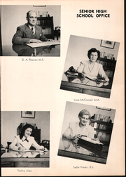 Page 17, 1948 Edition, Wichita Falls High School - Coyote Yearbook (Wichita Falls, TX) online yearbook collection