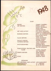 Page 6, 1948 Edition, Wichita Falls High School - Coyote Yearbook (Wichita Falls, TX) online yearbook collection
