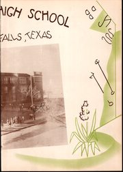 Page 9, 1948 Edition, Wichita Falls High School - Coyote Yearbook (Wichita Falls, TX) online yearbook collection