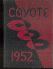 1952 Edition, Wichita Falls High School - Coyote Yearbook (Wichita Falls, TX)