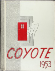 1953 Edition, Wichita Falls High School - Coyote Yearbook (Wichita Falls, TX)
