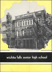 Page 10, 1955 Edition, Wichita Falls High School - Coyote Yearbook (Wichita Falls, TX) online yearbook collection