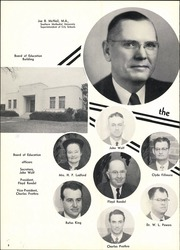 Page 12, 1955 Edition, Wichita Falls High School - Coyote Yearbook (Wichita Falls, TX) online yearbook collection