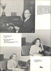 Page 14, 1955 Edition, Wichita Falls High School - Coyote Yearbook (Wichita Falls, TX) online yearbook collection