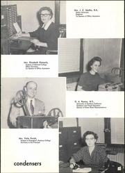 Page 15, 1955 Edition, Wichita Falls High School - Coyote Yearbook (Wichita Falls, TX) online yearbook collection