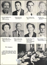 Page 16, 1955 Edition, Wichita Falls High School - Coyote Yearbook (Wichita Falls, TX) online yearbook collection