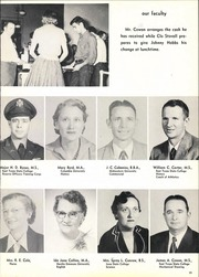 Page 17, 1955 Edition, Wichita Falls High School - Coyote Yearbook (Wichita Falls, TX) online yearbook collection