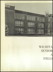 Page 10, 1958 Edition, Wichita Falls High School - Coyote Yearbook (Wichita Falls, TX) online yearbook collection