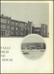 Page 11, 1958 Edition, Wichita Falls High School - Coyote Yearbook (Wichita Falls, TX) online yearbook collection
