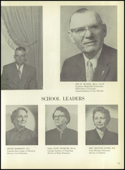 Page 15, 1958 Edition, Wichita Falls High School - Coyote Yearbook (Wichita Falls, TX) online yearbook collection