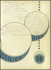 Page 3, 1958 Edition, Wichita Falls High School - Coyote Yearbook (Wichita Falls, TX) online yearbook collection