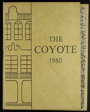 1960 Edition, Wichita Falls High School - Coyote Yearbook (Wichita Falls, TX)