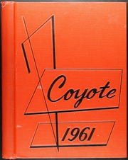 1961 Edition, Wichita Falls High School - Coyote Yearbook (Wichita Falls, TX)