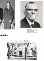 Page 15, 1961 Edition, Wichita Falls High School - Coyote Yearbook (Wichita Falls, TX) online yearbook collection