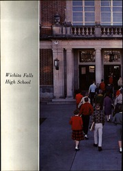 Page 10, 1963 Edition, Wichita Falls High School - Coyote Yearbook (Wichita Falls, TX) online yearbook collection