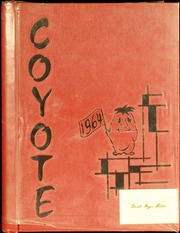 Wichita Falls High School - Coyote Yearbook (Wichita Falls, TX) online yearbook collection, 1964 Edition, Page 1