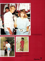 Page 11, 1988 Edition, Wichita Falls High School - Coyote Yearbook (Wichita Falls, TX) online yearbook collection