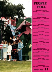 Page 15, 1988 Edition, Wichita Falls High School - Coyote Yearbook (Wichita Falls, TX) online yearbook collection