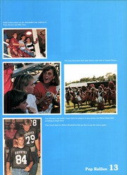 Page 17, 1988 Edition, Wichita Falls High School - Coyote Yearbook (Wichita Falls, TX) online yearbook collection