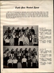 Page 12, 1951 Edition, Horlick High School - Polaris Yearbook (Racine, WI) online yearbook collection