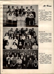 Page 14, 1951 Edition, Horlick High School - Polaris Yearbook (Racine, WI) online yearbook collection