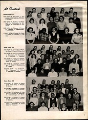 Page 15, 1951 Edition, Horlick High School - Polaris Yearbook (Racine, WI) online yearbook collection