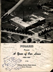 Page 5, 1951 Edition, Horlick High School - Polaris Yearbook (Racine, WI) online yearbook collection