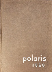 Page 1, 1959 Edition, Horlick High School - Polaris Yearbook (Racine, WI) online yearbook collection