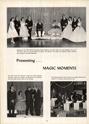 Page 16, 1959 Edition, Horlick High School - Polaris Yearbook (Racine, WI) online yearbook collection