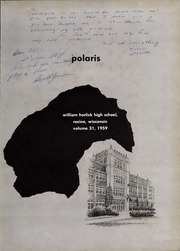 Page 5, 1959 Edition, Horlick High School - Polaris Yearbook (Racine, WI) online yearbook collection